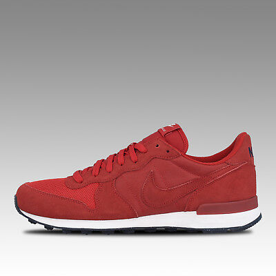 cheap for discount 68069 95f07 Nike Internationalist Retro ID Gr.44,5 Schuhe Sneaker Sport Freizeit rot  Neu M