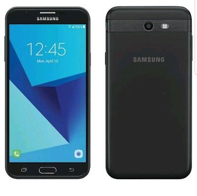 Samsung Galaxy J7 Prime SM-J727T 32GB black  UNLOCKED Tmobile Att
