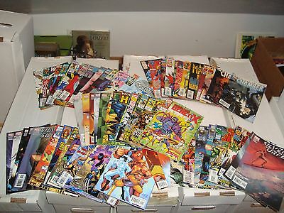 Marvel Comic Book Lot of 60 VF - NM Condition Heavy On X-Men Titles /