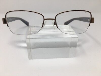 f333be21dc Michael Kors MK7008 1081 53 17 135 Bronze Grey Flex Hinge Eyeglasses C29