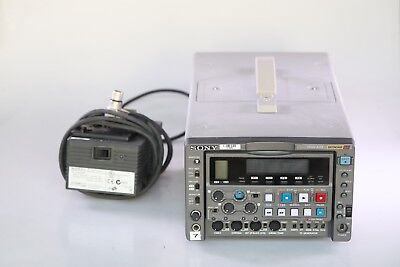 Sony DNW-A28 Betacam SX Editing Recorder Player W/ Sony AC-DN28 Power Cord