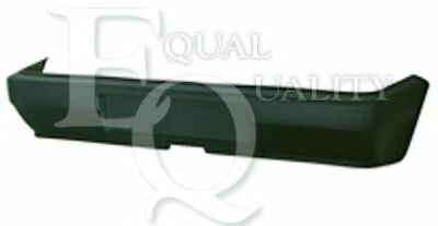 P0890 EQUAL QUALITY Paraurti posteriore FIAT PANDA (141A_) 750 (141AA) 34 hp 25