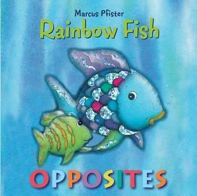 NEW Rainbow Fish By PFISTER MARCUS Board Book Free Shipping