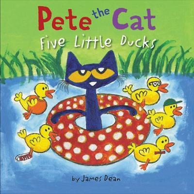 NEW Pete The Cat By James Dean Hardcover Free Shipping