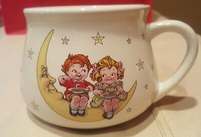 Campbell Soup Stars and Moon Vintage 2001 mug/cup