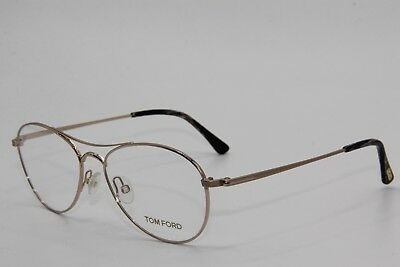 d0d40e6620390 New Tom Ford Tf 5330 028 Gold Authentic Frame Rx Eyeglasses Tf5330 54-16 W