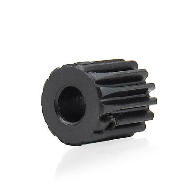 1PCS 0.5Mod 20T Spur Gear Motor Gear 45# Steel Bore 5/6/6.35mm With Fixing Screw