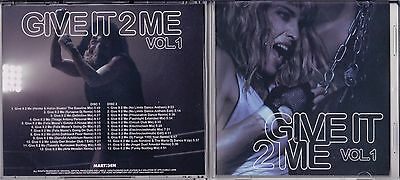 Madonna  - Give It 2 Me Double Promo Remix Cd Single Vol.1