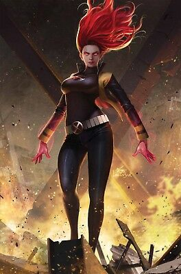 PHOENIX RESURRECTION RETURN JEAN GREY #5 (OF 5) IN-HYUK LEE Variant - 1/31/18+