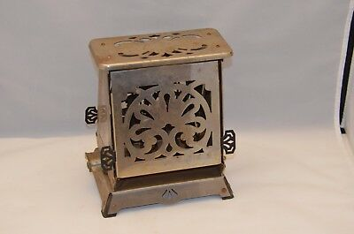 "Hotpoint Antique Toaster Edison Electric Appliance Co. Cat 156T25 ""Working"""