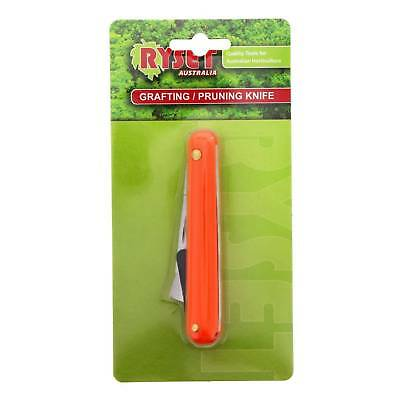 Grafting Knife Ryset With Bark Lifter Gardening Garden Tool Sharp Quality