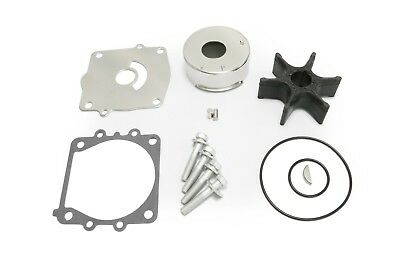 Water Pump Impeller Service Kit Replacement for Yamaha 100-250HP 61A-W0078-01