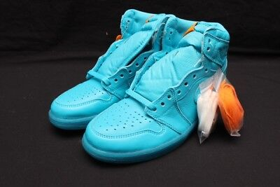 fab48ef4109a15 NIKE AIR JORDAN 1 Retro High Og - Gatorade - Blue Lagoon Aj5997-455 ...