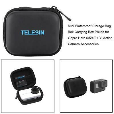 Mini Travel Carry Case Bag Storage Box for Gopro Hero 6/5/4/3+ Yi Action Camera