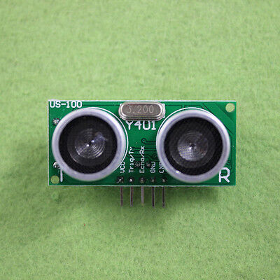 US-100 Ultrasonic Sensor Module With Temperature Compensation Range for Arduino