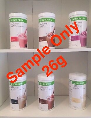 Herbalife Formula 1 - Meal Replacement - SAMPLE - Read description 26g