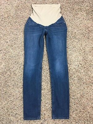 INDIGO BLUE Skinny Secret Fit Maternity JEANS - Size: S Small - 97372-42 - 108