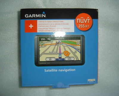 navigationssystem garmin n vi 2547 lmt in ovp navi. Black Bedroom Furniture Sets. Home Design Ideas
