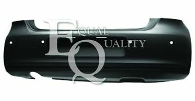 P3468 EQUAL QUALITY Paraurti posteriore VW POLO (6R, 6C) 1.6 BiFuel 82 hp 60 kW
