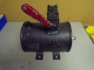 MZT Hepos Skopje K-303.2630 Air Tank Assembly *FREE SHIPPING*