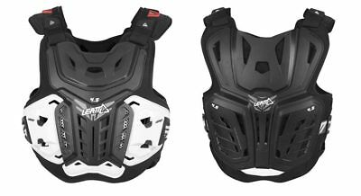 New Leatt 4.5 Chest Protector Adult Level 2  Mx Enduro Body Chest Armour Black