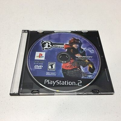The Bouncer (Sony PlayStation 2, PS2) -DISC ONLY
