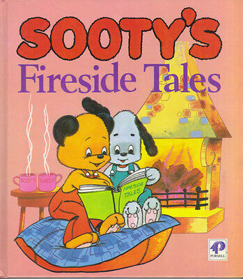 SOOTY'S TALES FROM THE FIRESIDE - 1984 1st Edn HARDBACK - VERY GOOD CNDITION