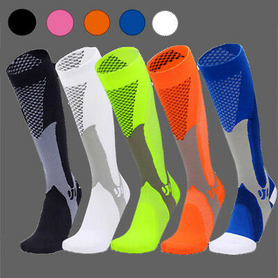 2x Compression Wear Leg Support Foot Plantar Fasciitis Ankle Pain Sleeve Socks H