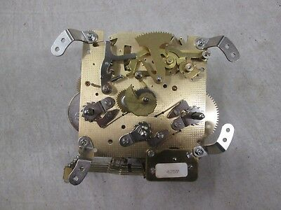 """Hermle Westminster Chime Wall Clock Movement, 341-020 45cm Running Condition """"G"""""""