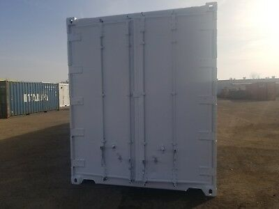 40' High Cube Reefer, Non-Op Cold Storage Shipping Container (Bakersfield)