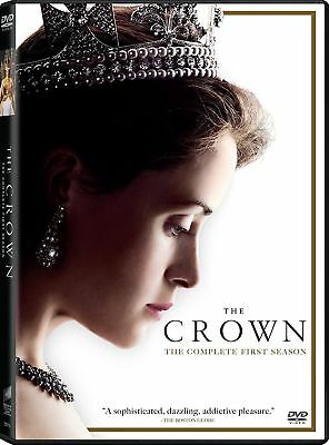 The Crown ( The complete First Season) from Toronto