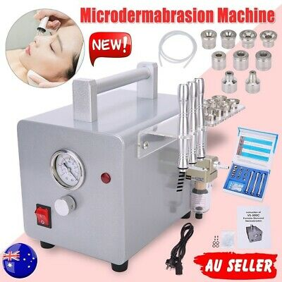 Powerful Microdermabrasion Machine Skin Diamond Dermabrasion Peel Clean Face OZ