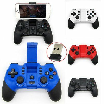 For Android iPhone Bluetooth Wireless Game Controller Gamepad Joystick Lot