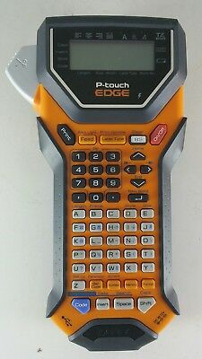 Brother PT-7600 Handheld P TOUCH LABELLER - 6-24MM TZ TAPE MODEL. No Charger