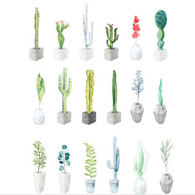 Beautiful 30pcs Botanical Plant Paper Bookmarks Books Bookmark School Supplies