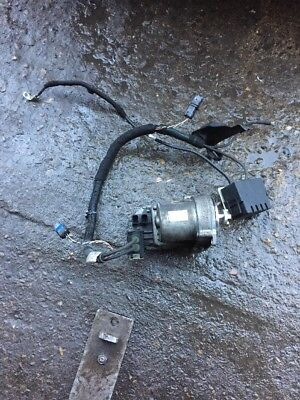 PEUGEOT 207 POWER Steering Electric Motor 6700001532B With Wiring