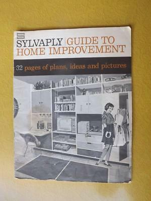 Sylvaply Guide To Home Improvement Book Plans Ideas Pictures Instruction Plywood