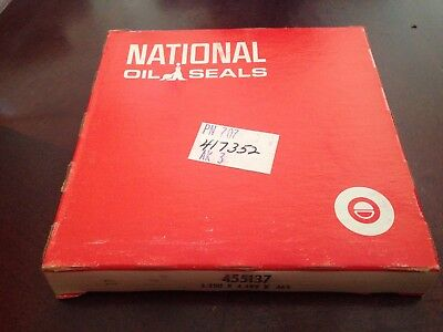 National Oil Seal 455137