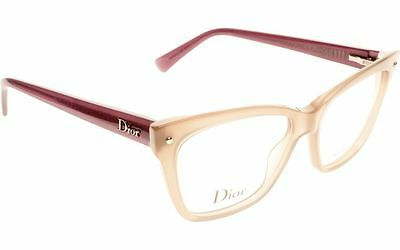 e8239e1681bf New Christian Dior Cd 3269 3Ju Violet Authentic Rx Eyeglasses Cd3269 52-15