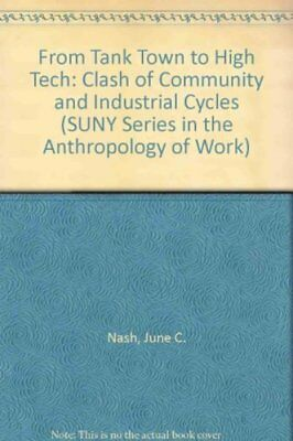 From Tank Town to High Tech: The Clash of Community and Industrial Cycles