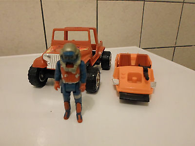 M.a.s.k Mask Kenner GATOR + DUSTY HAYES