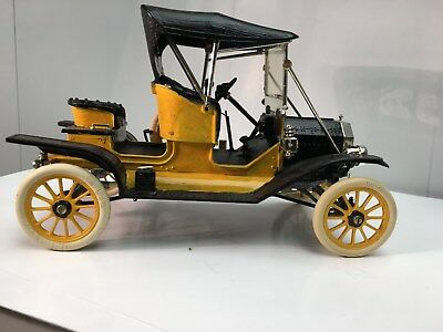 Gabriel 1975 Toy Model. 1909 Ford ModelT 3-Seater Touring Car