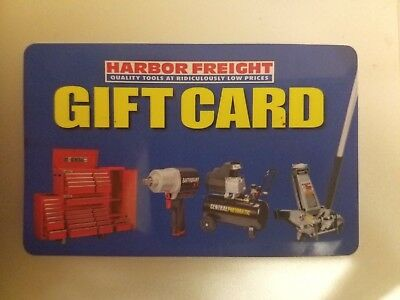 $400 Harbor Freight Gift Card