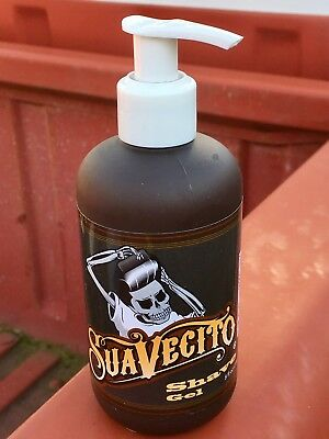 BRAND NEW PRODUCT! GENUINE SUAVECITO SHAVING GEL Vintage Barber Shop from USA