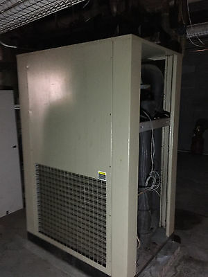 USED Deltech Refrigerated Compressed Air Dryer > Model HG-750A