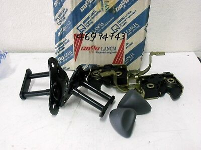 Kit Assistenziale Per Sedili Originale Fiat 46994743