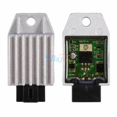 Universal 12V Voltage Regulator Rectifier 4 Pin Motorcycle Scooter Moped ATV S99