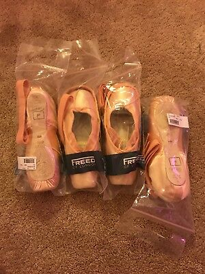 freed of london pointe shoes Classic with elastic