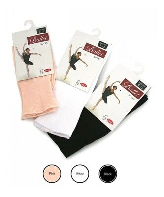 Silky Girls Childrens Dance Ballet Socks Tap Jazz Gymnastics