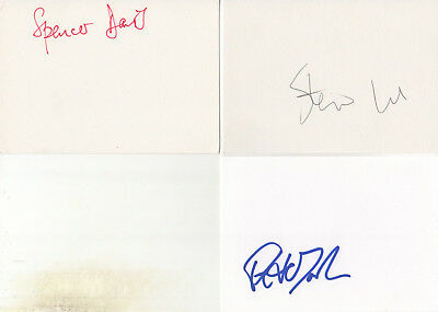 The Spencer Davis Group Autogramme signed (3x) 10x15 cm Karteikarten